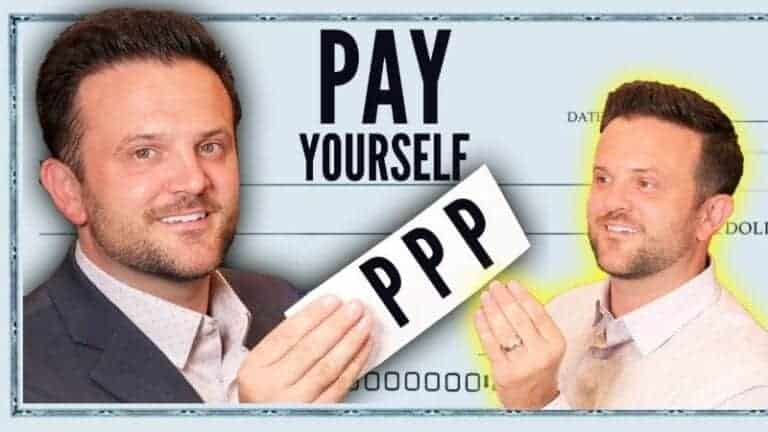 How to Pay Yourself PPP Loan SELF EMPLOYED
