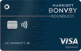 marriott boundless Credit Card