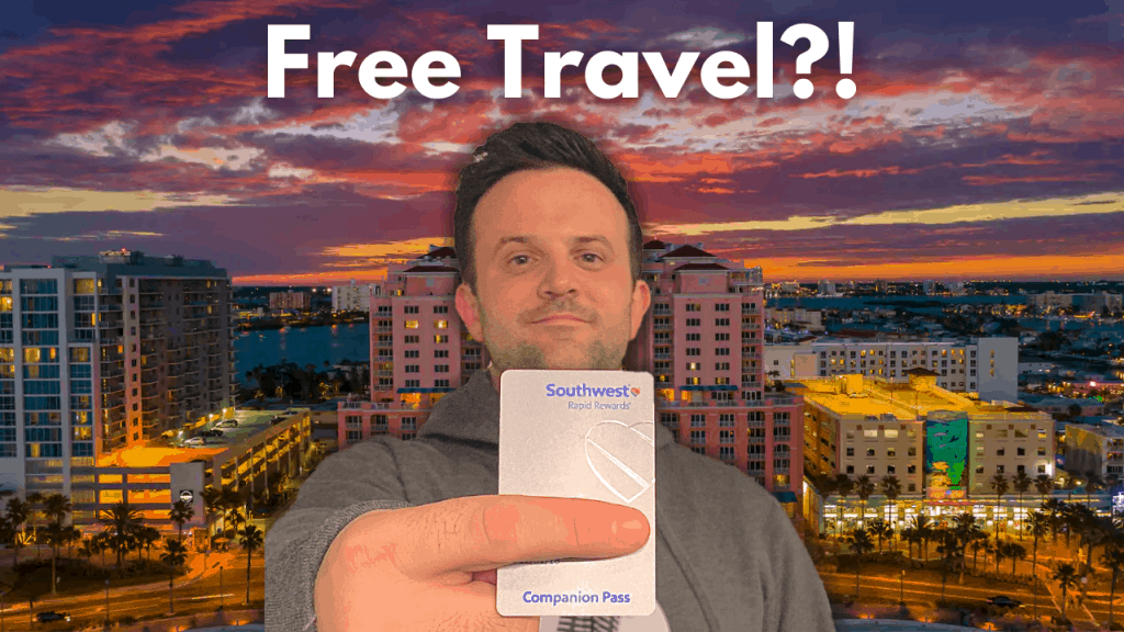 Free Travel with Credit Cards