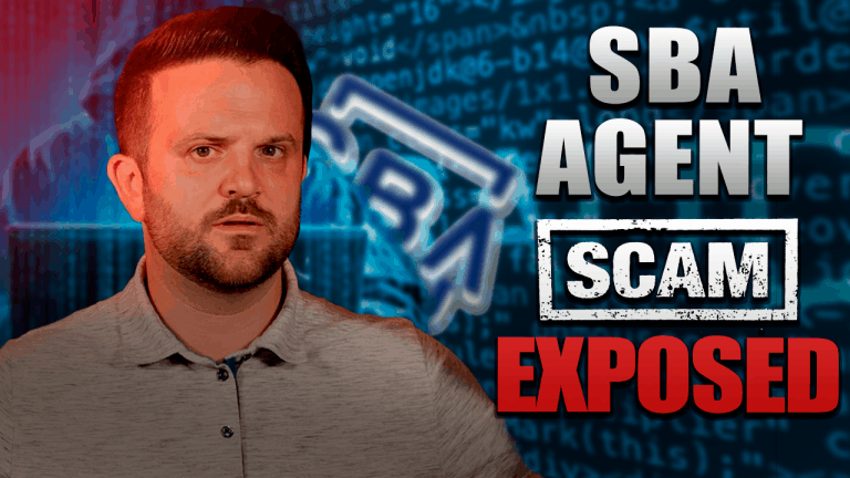 Everything You Need to Know About the SBA Agent Scam EXPOSED