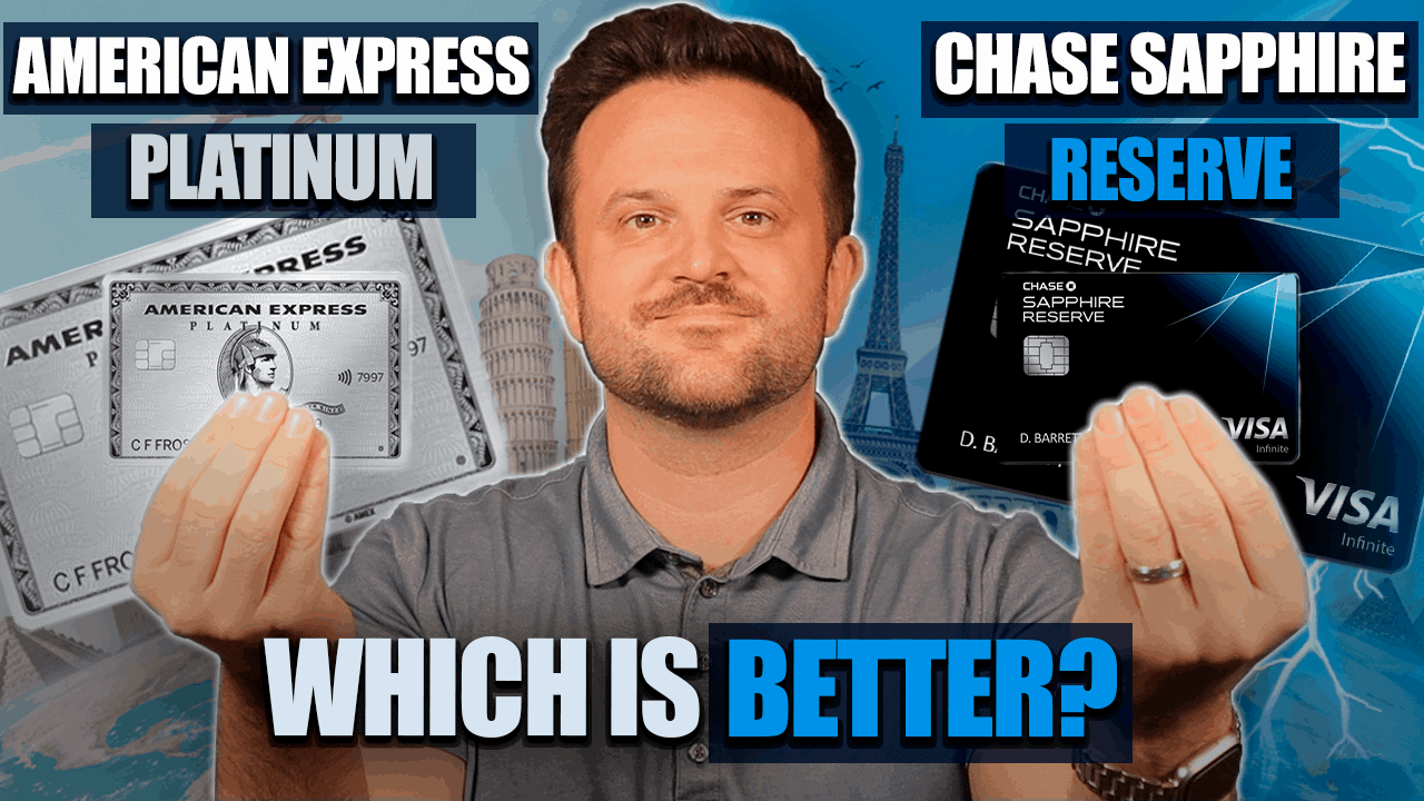 Is American Express or Chase Better