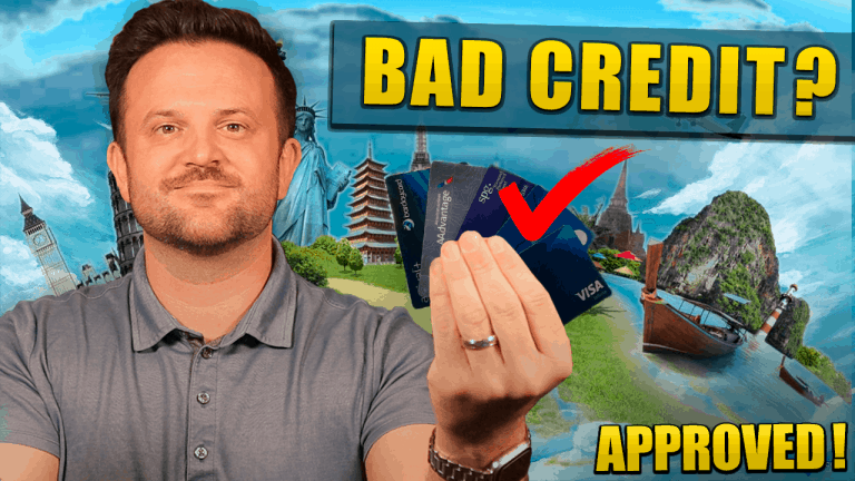 Everything You Need to Know About How to Get a Travel Credit Card with Bad Credit